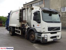 Volvo FE240 śmieciarka Norba RL200 17m3 do segregacji EURO 5 - zobacz ofertę