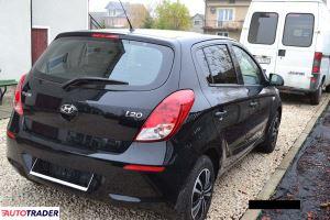 Hyundai i20 2014 1.2 75 KM