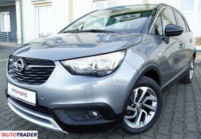Opel Crossland X 2018 1.6 99 KM