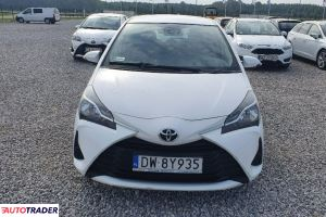 Toyota Yaris 2018 1.0 72 KM