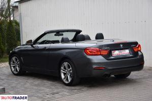 BMW 430 2017 2.0 252 KM