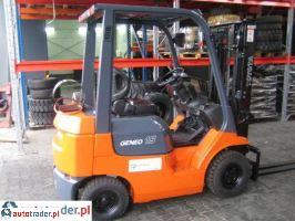 TOYOTA-z gwarancją 42-7FGF18-wózek widłowy 2006r. - zobacz ofertę