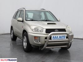 Toyota RAV 4 2001 2.0 113 KM