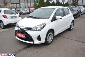 Toyota Yaris 2015 1.3 99 KM