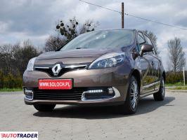 Renault Scenic 2015 1.5 110 KM