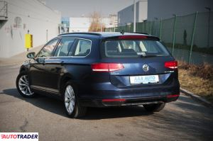 Volkswagen Passat 2017 2.0 147 KM
