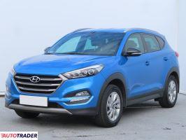 Hyundai Tucson 2018 1.6 130 KM