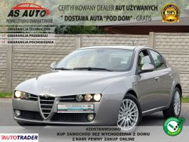 Alfa Romeo 159 2009 2.4 200 KM