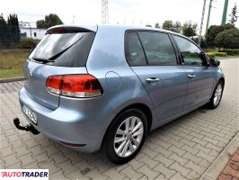 Volkswagen Golf 2012 1.2 105 KM