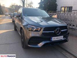 Mercedes GLE 2020 2.0 245 KM