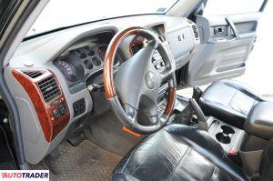 Mitsubishi Pajero 2003 3.2 160 KM