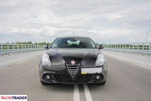Alfa Romeo Giulietta 2015 1.4 170 KM