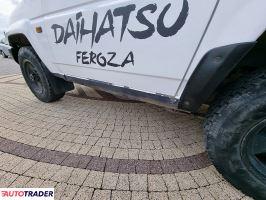 Daihatsu Feroza 1990 1.6 86 KM