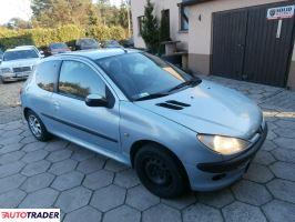 Peugeot 206 2002 1.4 75 KM