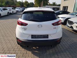 Mazda CX-3 2016 2.0 150 KM