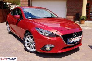Mazda 3 2015 2 120 KM