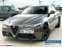 Alfa Romeo Giulia 2019 2 280 KM