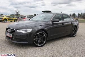 Audi A6 2012 2.0 177 KM