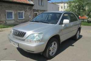 Lexus RX RX 300 3.0 2002r. - zobacz ofertę