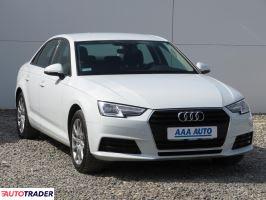 Audi A4 2016 1.4 147 KM
