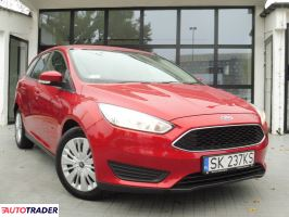 Ford Focus 2016 1.5 120 KM