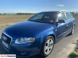 Audi A4 2005 2.5 203 KM