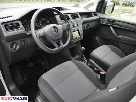 Volkswagen Caddy 2016 2