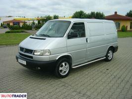 Volkswagen Transporter 2000 2.5