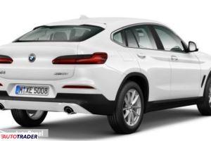 BMW X4 2019 2.0 190 KM