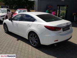 Mazda 6 2015 2.2 175 KM