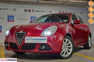 Alfa Romeo Giulietta 2010 1.4 170 KM