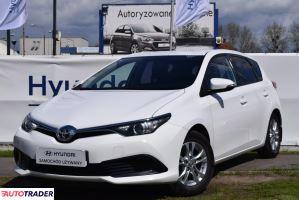Toyota Auris 2016 1.3 99 KM