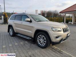 Jeep Grand Cherokee 2014 3.0 250 KM