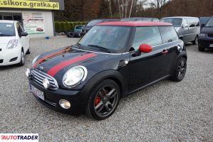 Mini Cooper 2007 1.6 120 KM