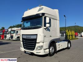 Daf XF 106.510 LIMITED EDITION SSC