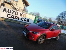 Mazda CX-3 - zobacz ofertę