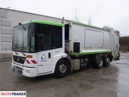 Mercedes Econic 2629 śmieciarka PHOENIX 21m3 EURO 5 EEV - zobacz ofertę