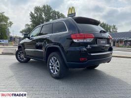 Jeep Grand Cherokee 2017 3.6 268 KM