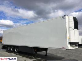 Schmitz Doppelstock - podwójny załadunek  z Carrier Vector 1550 - zobacz ofertę