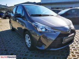 Toyota Yaris 2020 1.0 72 KM