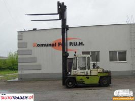 Kalmar / Clark  DPL75 Triplex