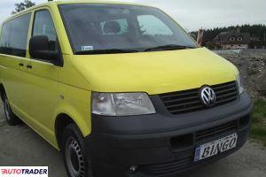 Volkswagen Transporter 2008 2.5 131 KM