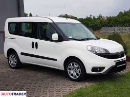 Fiat Doblo 2017 1.6