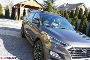 Hyundai Tucson 2018 1.6 177 KM