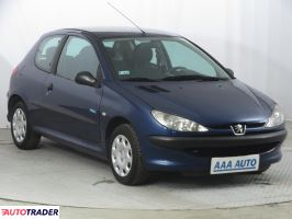Peugeot 206 2004 1.4 73 KM