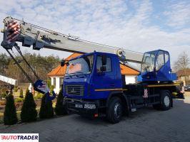 MAZ 16 ton Polska - zobacz ofertę