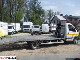 Renault  mascott 65.150 laweta Pomoc Drogowa + HDS Hiab 28  - zobacz ofertę