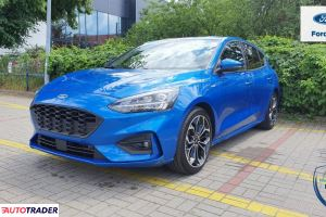 Ford Focus 2020 1.0 125 KM