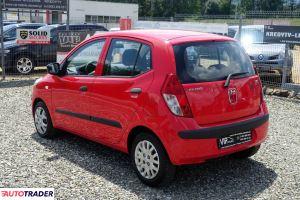 Hyundai i10 2009 1.1 66 KM