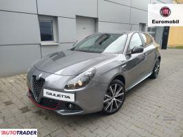 Alfa Romeo Giulietta 2020 1.4 120 KM